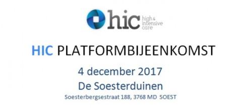 HIC Platformbijeenkomst22-10