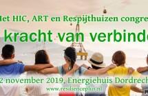 Nieuwe datum voor het HIC, ART en Respijthuizen Congres