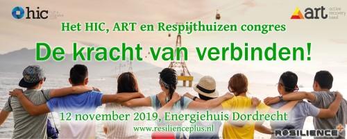 HIC, ART en Respijthuizen congres