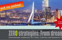 Internationaal congres 'Crisis Coercion and Intensive Treatment in Psychiatry' (CCITP) op 18 en 19 oktober 2018 in Rotterdam